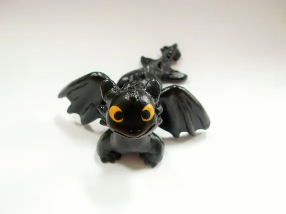 Toothless Dragon Ornament
