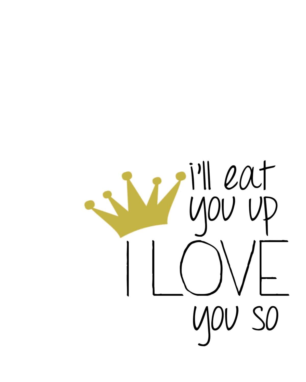 So I Eat