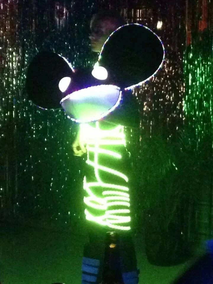 Battery Operated Led Lights Costumes