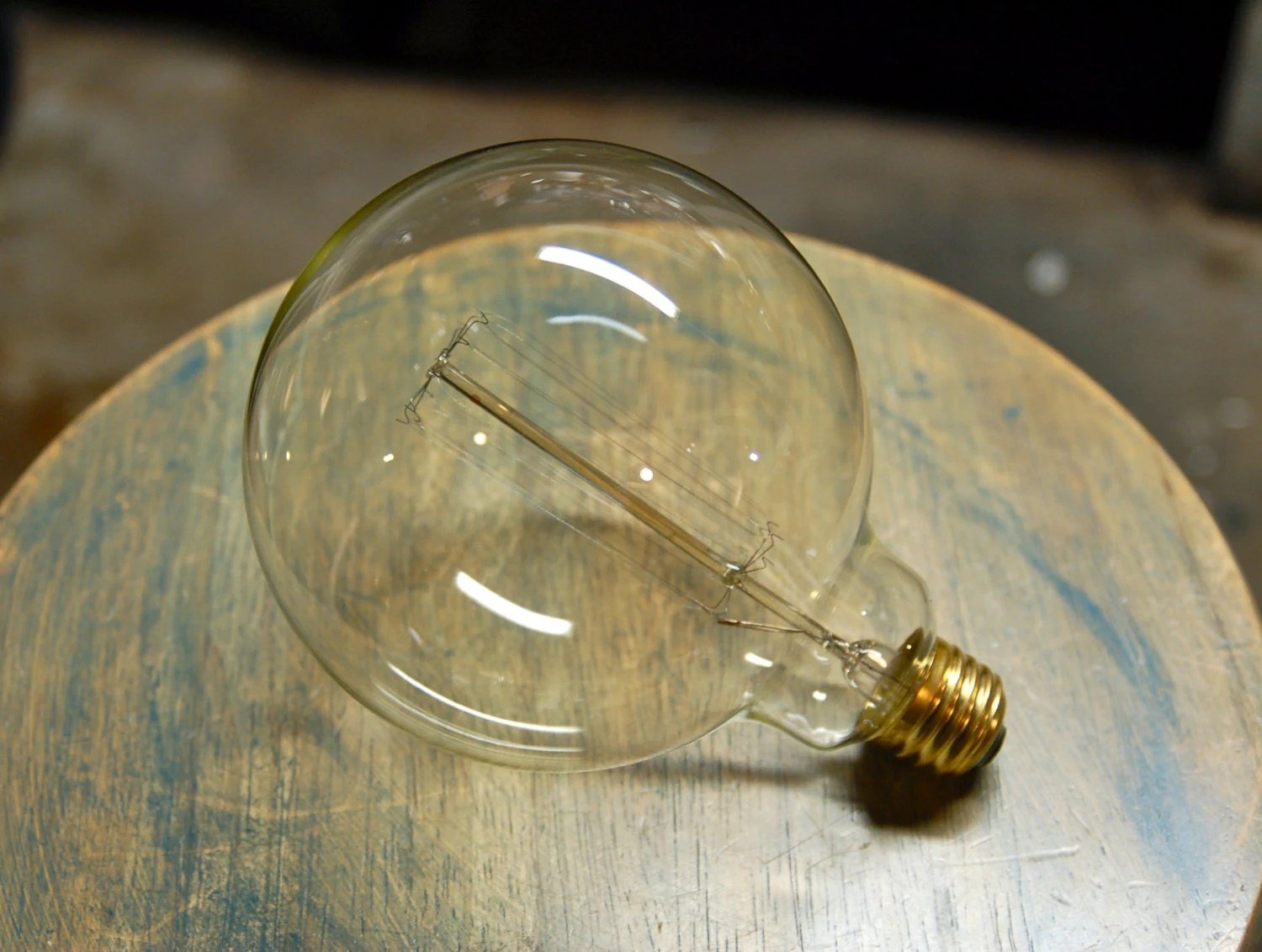 Large Globe Light Bulbs