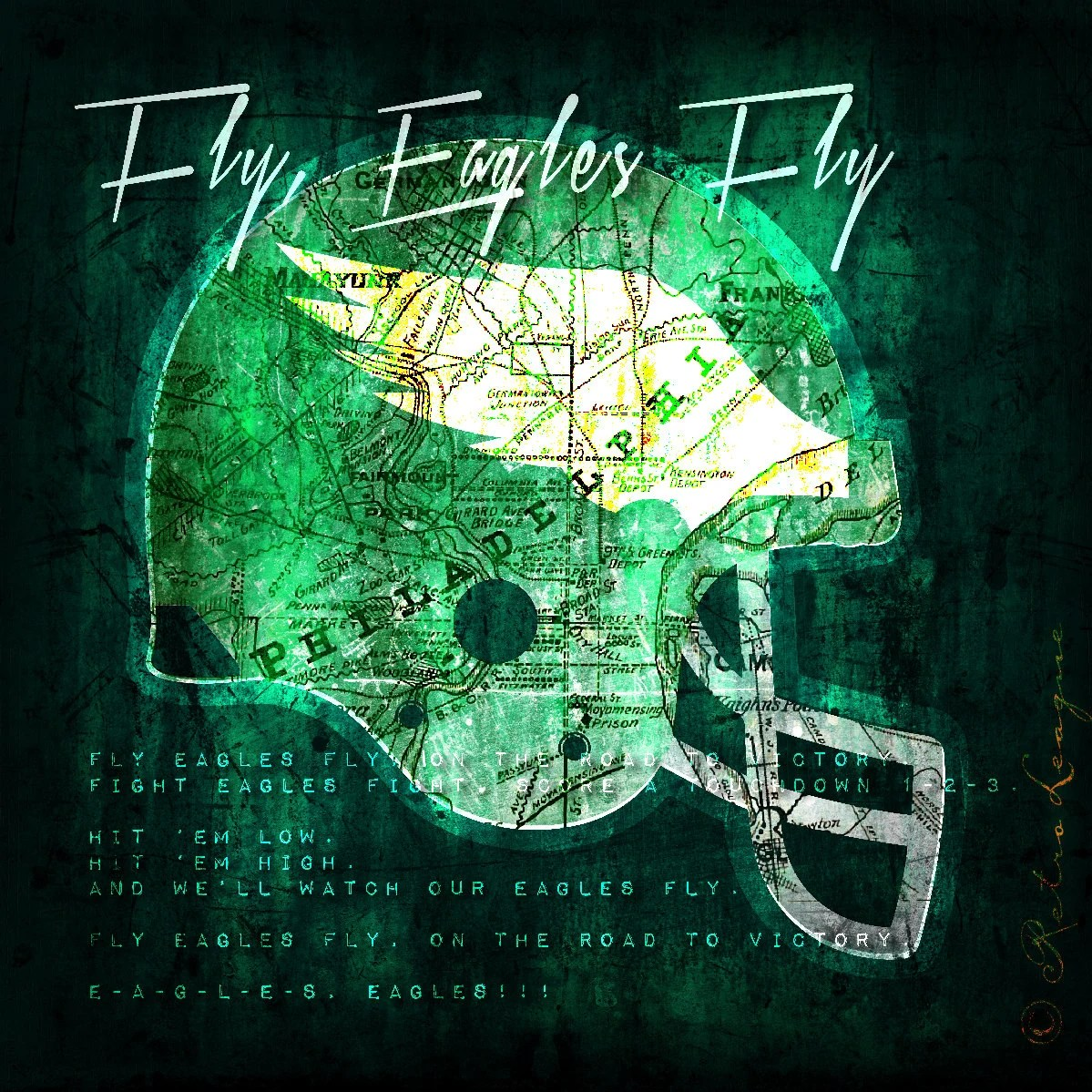 Philadelphia Eagles Symbol