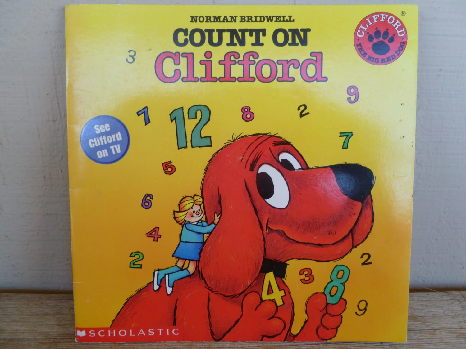 Count On Clifford The Big Red Dog Book