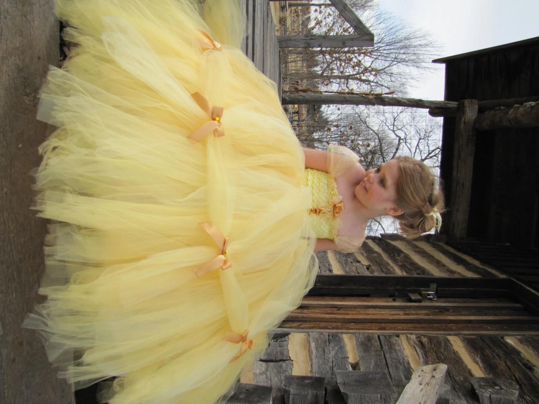 Yellow Dress 5t