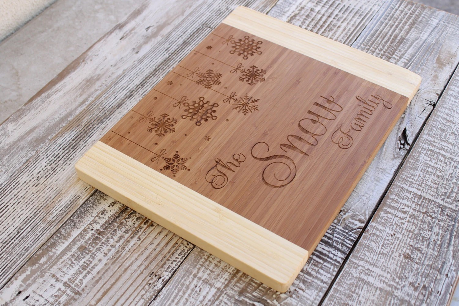 Cutting Christmas Personalized Win Board
