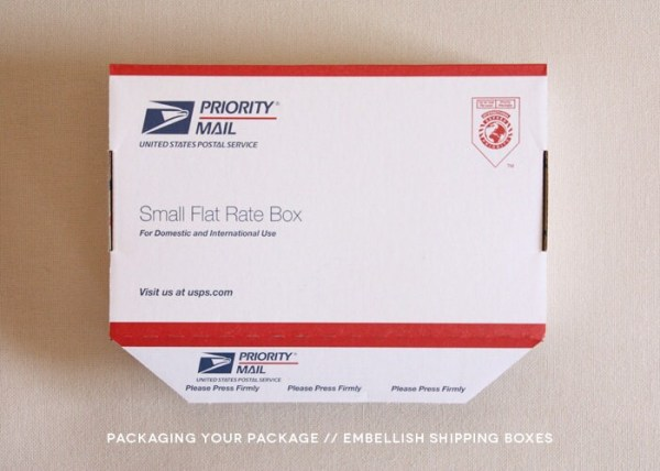 USPS Priority mail shipping upgrade Small by KikisCollections
