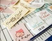 Fold-over Custom Fabric L...