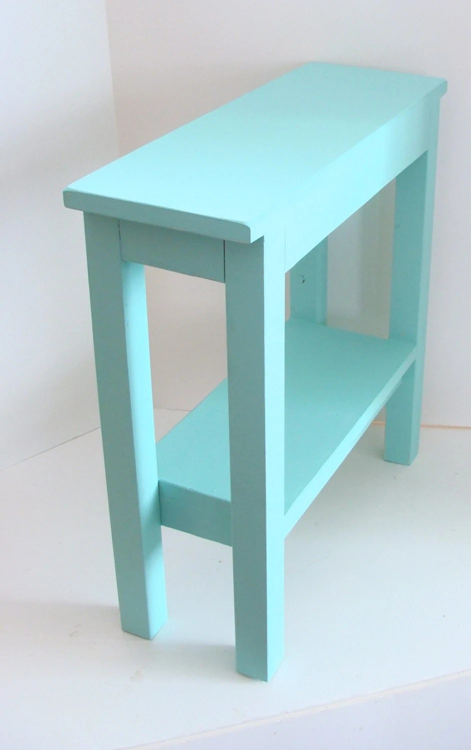 Tall Skinny End Tables