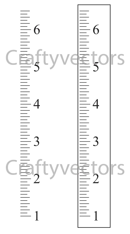 Free Height Chart Printable Wall
