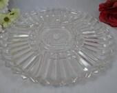 Vintage Large Glass Divid...