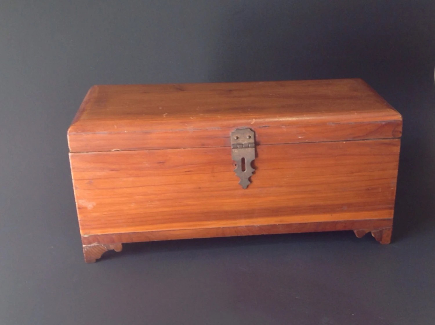 Lane Miniature Cedar Chest Salesman Sample Frederick Maryland Collectible Furniture Store