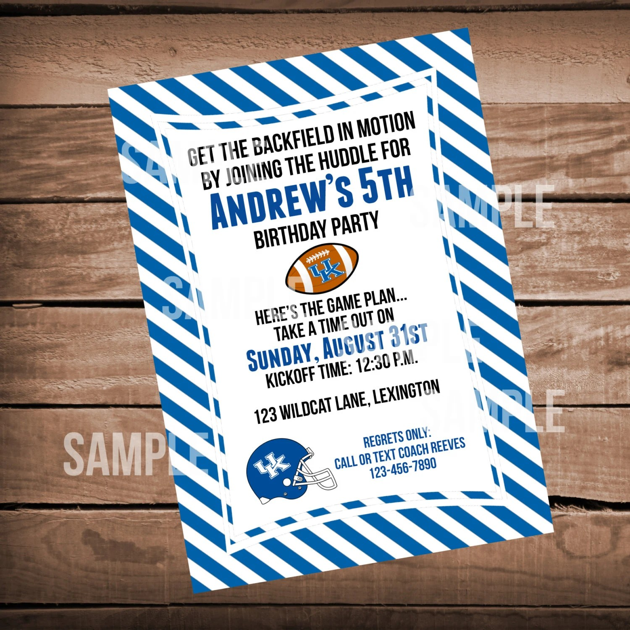 Custom Invitations Lexington Ky