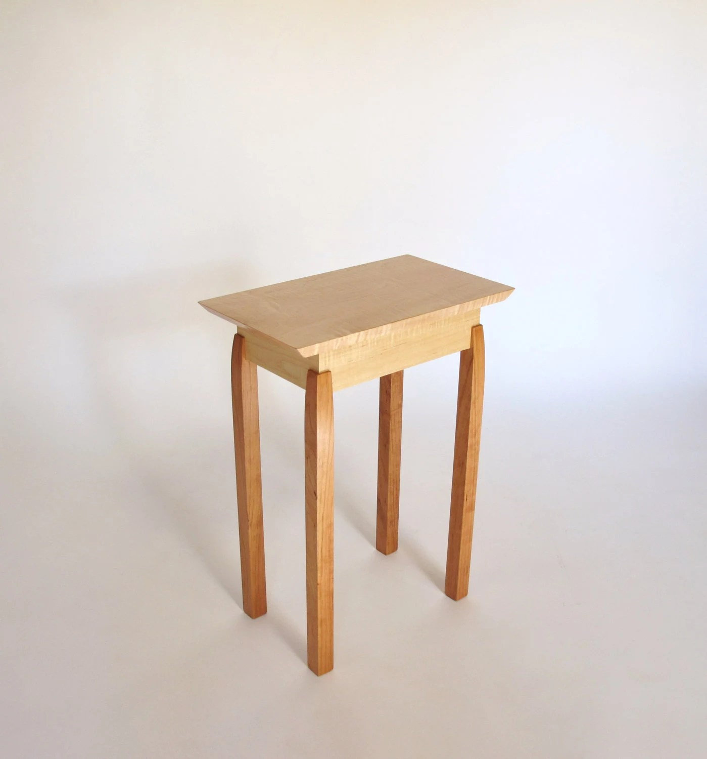 Small Narrow Side Table
