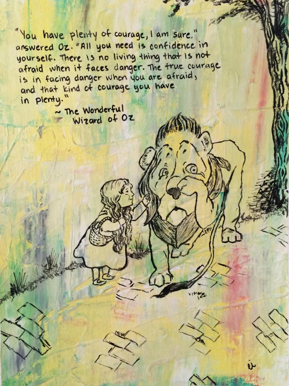 Quotes Wizard Oz
