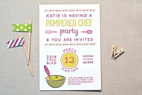 pampered chef templates. Black Bedroom Furniture Sets. Home Design Ideas