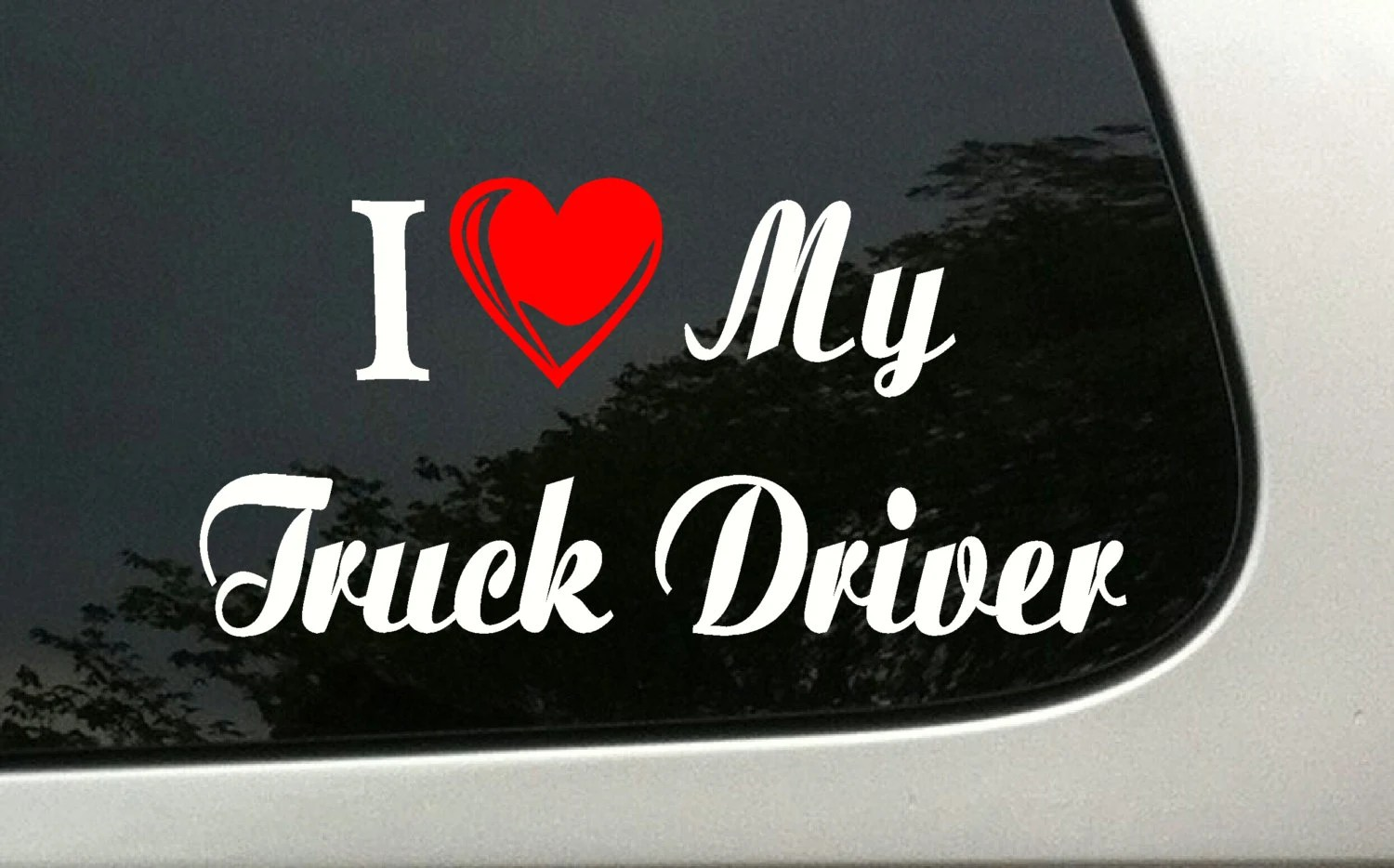 Love My Truck Driver Quotes