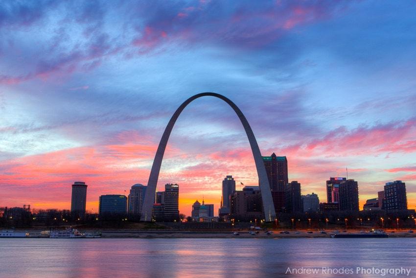 Arch Saint Louis Mo