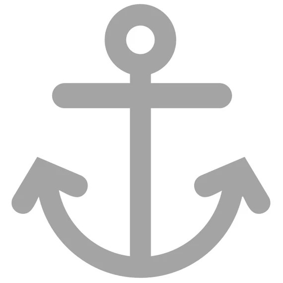 Download Boat Anchor SVG File download/ anchor svg/ cricut/ sihouette
