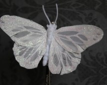 popular items for butterfly hair clip on etsy
