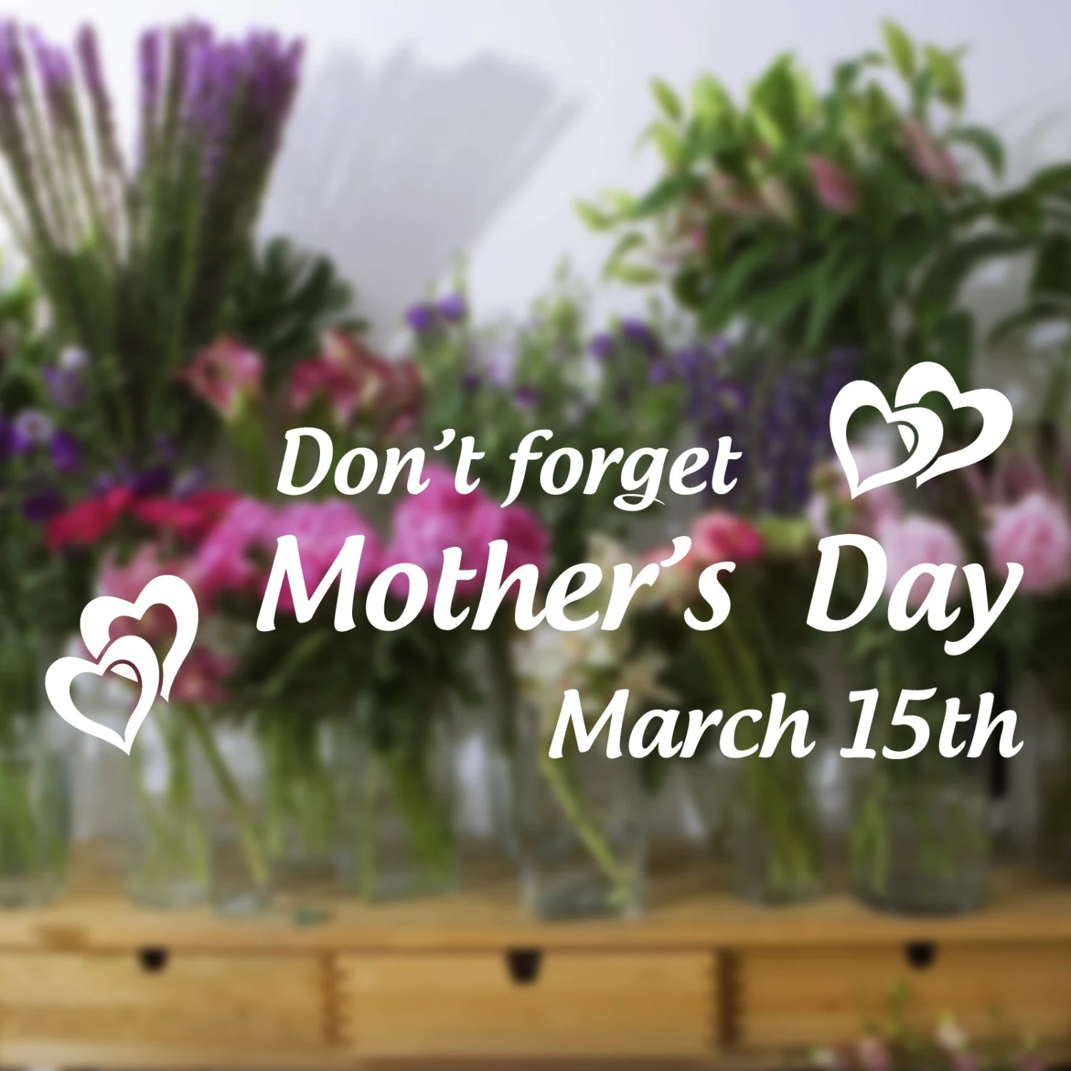 Dont Forget Mothers Day Tree