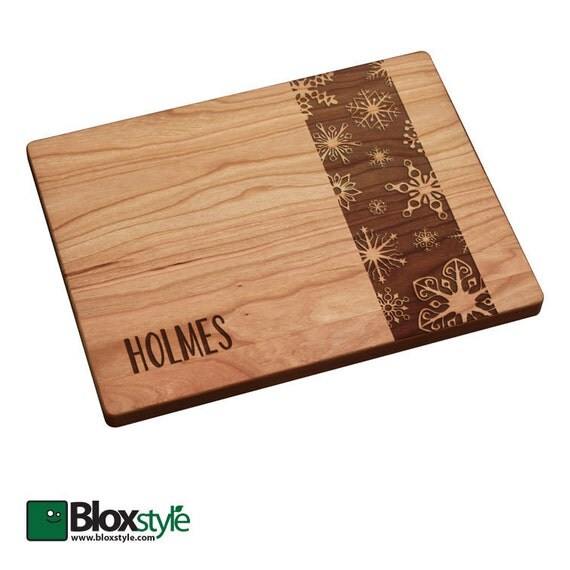 Christmas Board Personalized Cutting Win