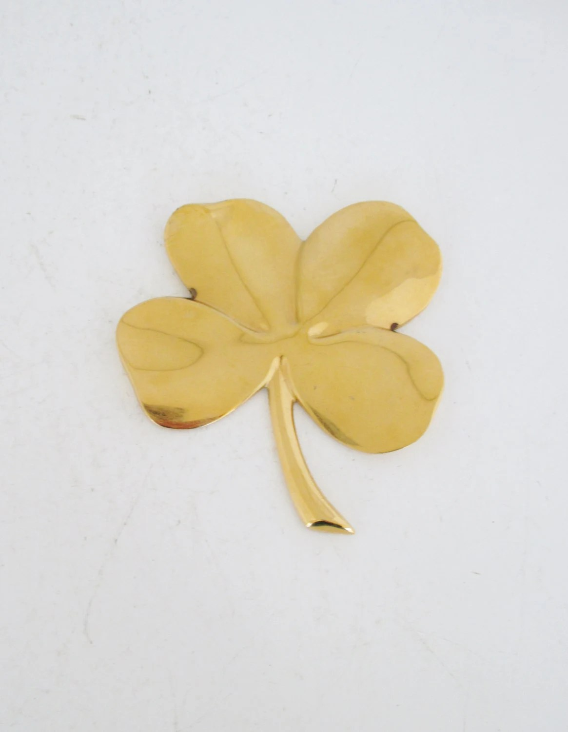 Clover Leaf Luck Good 4