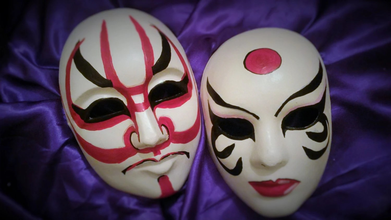Kabuki Tokyo Ghoul Mask