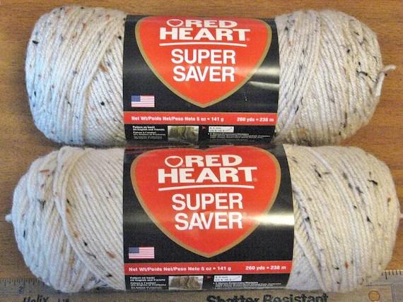 Heart Red Super Fleck Saver