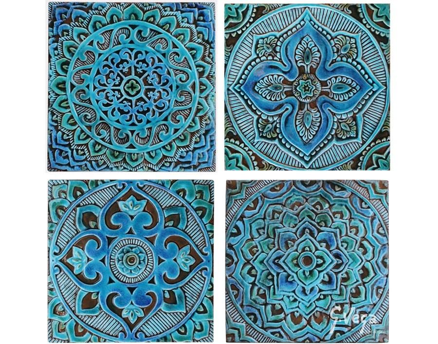 Ceramic Tiles // Decorative Tiles // Wall Tiles // Bathroom