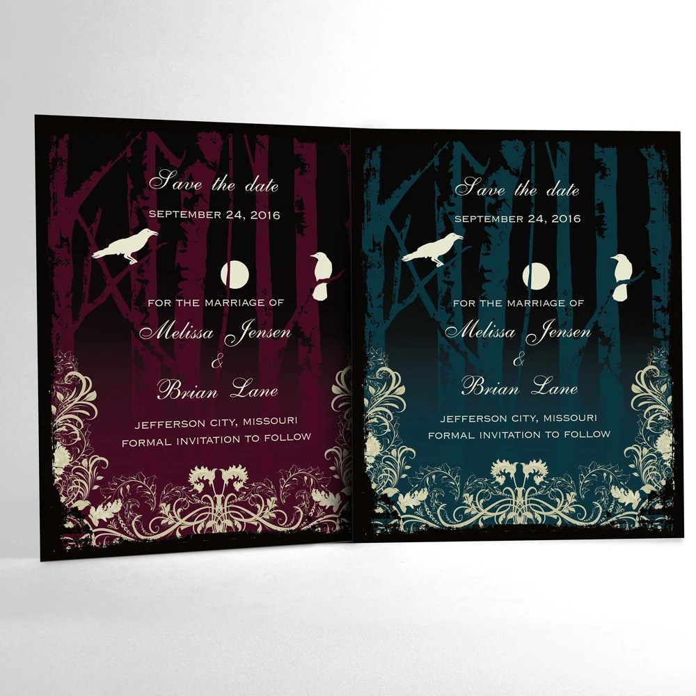 Design Own Save Date