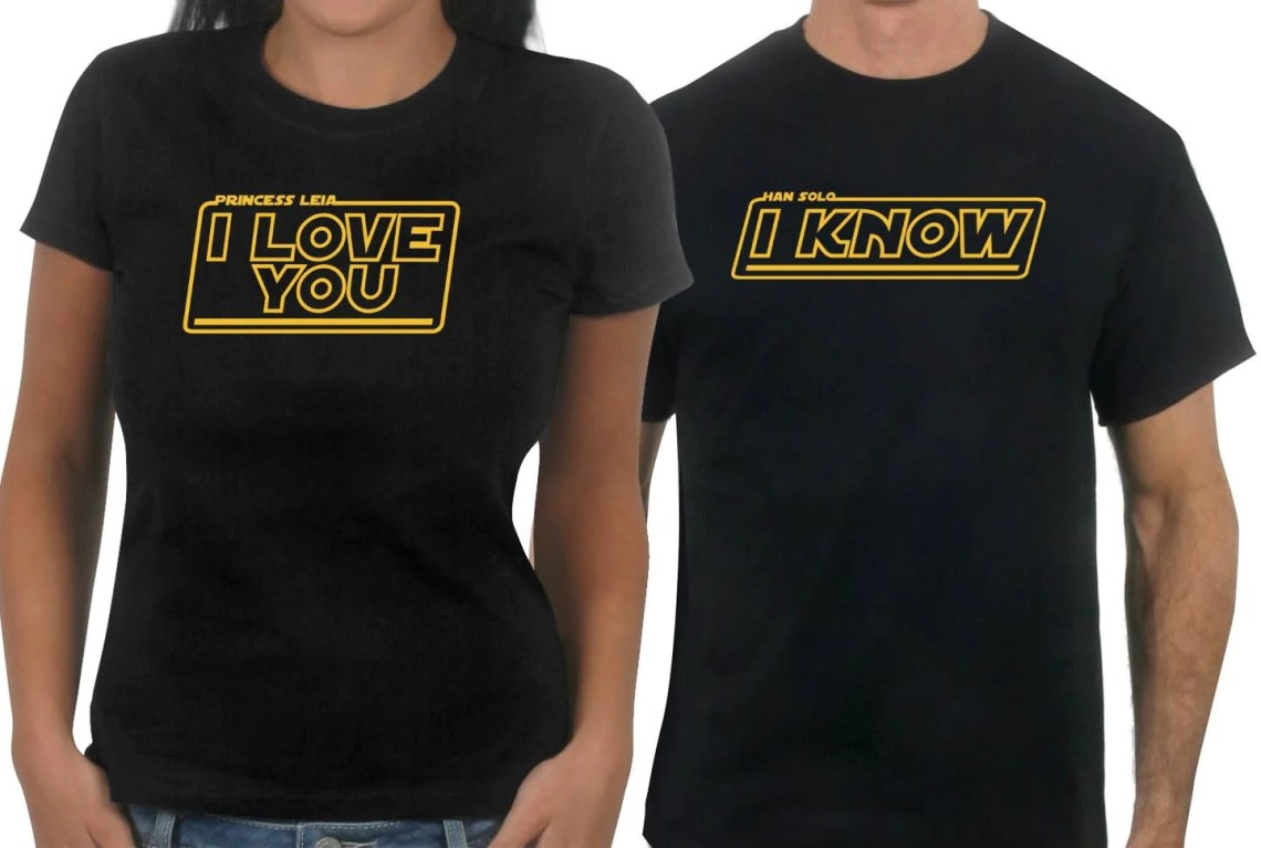 Download Matching I Love You... I Know The Empire Strikes