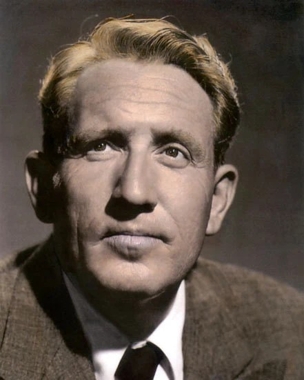 Spencer Tracy Academy Award Winning Best Actor Hollywood Movie