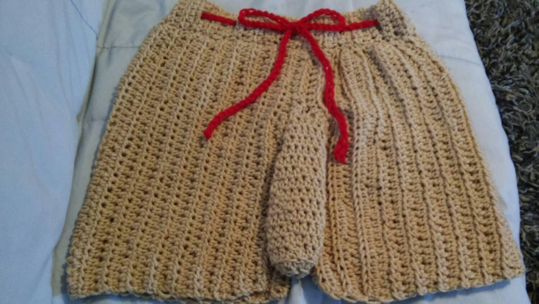 Easy Crochet Willy Warmer