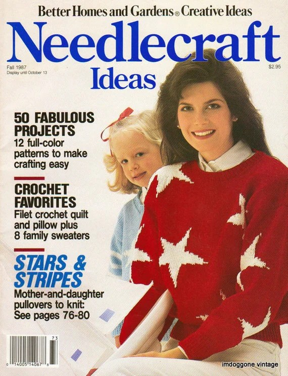 Better Homes And Gardens Magazine 1980s