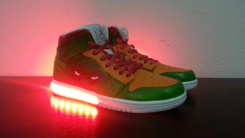 Led Light Shoes Mens