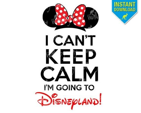 Disney World Surprise Letter Template