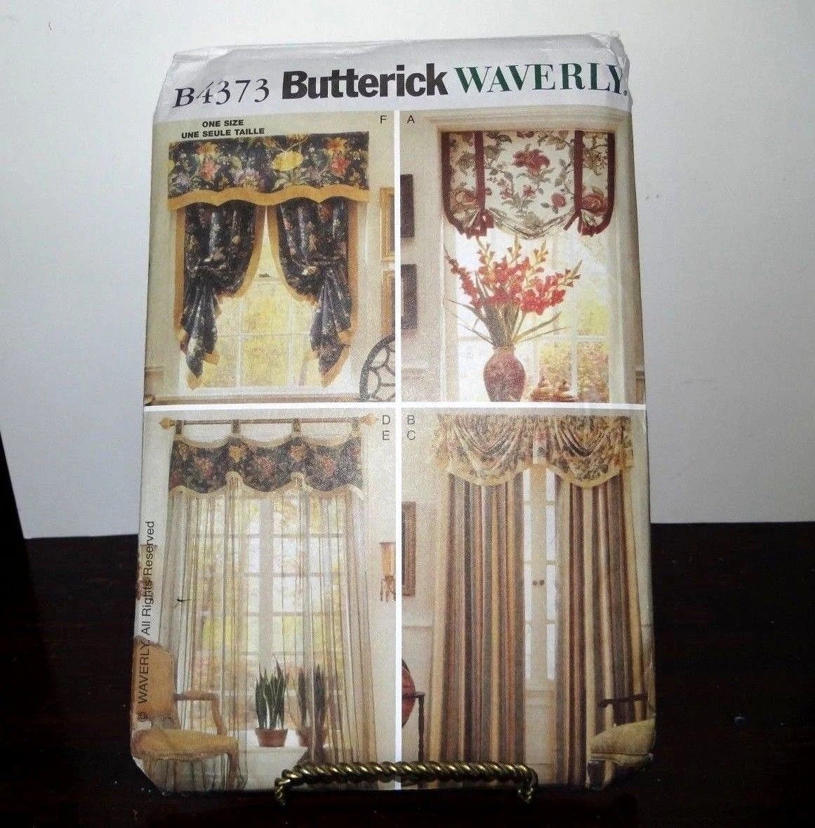 Curtains And D S Sewing Pattern By Streetcrossingdesign