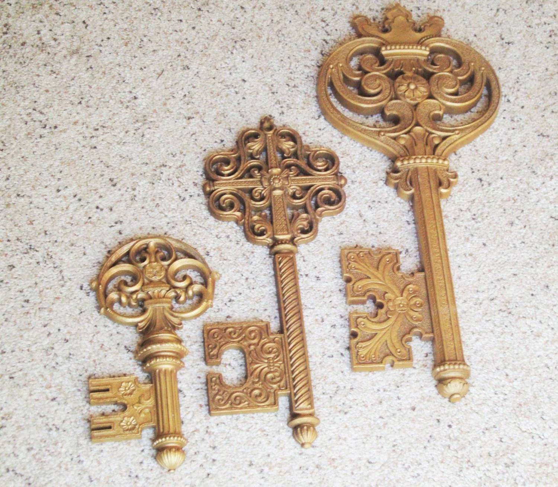Key Wall Art Decor