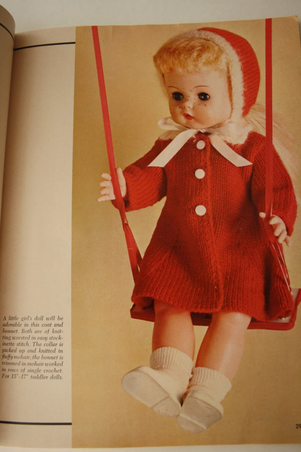Crochet Barbie Clothes Pattern Magazine
