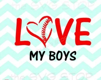 Download Popular items for baseball mom svg on Etsy