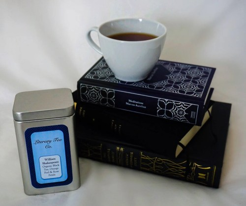 William Shakespeare Tea