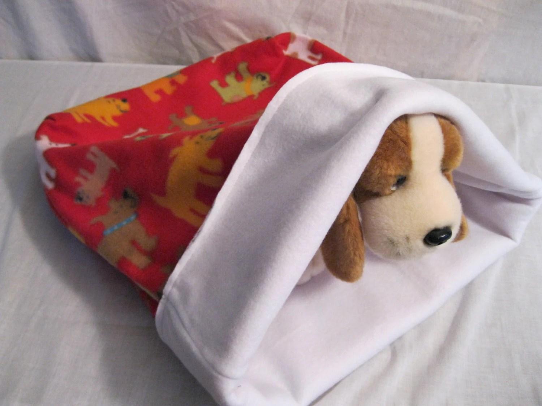 Fleece Dog Sleeping Bag Patterns