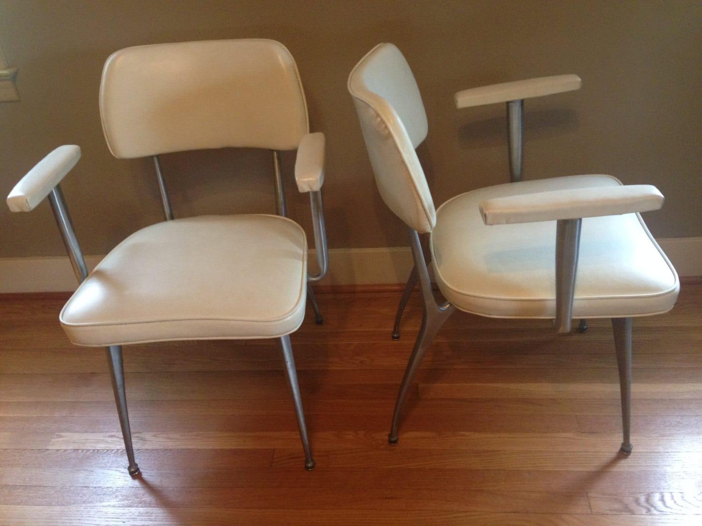 Vintage Style Captain Kitchen Chairs