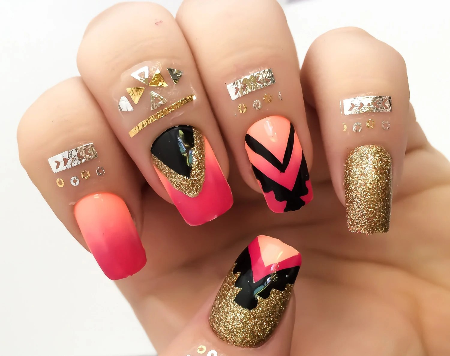 Funky Make Your Own Matte Nail Polish Images - Nail Art Ideas ...