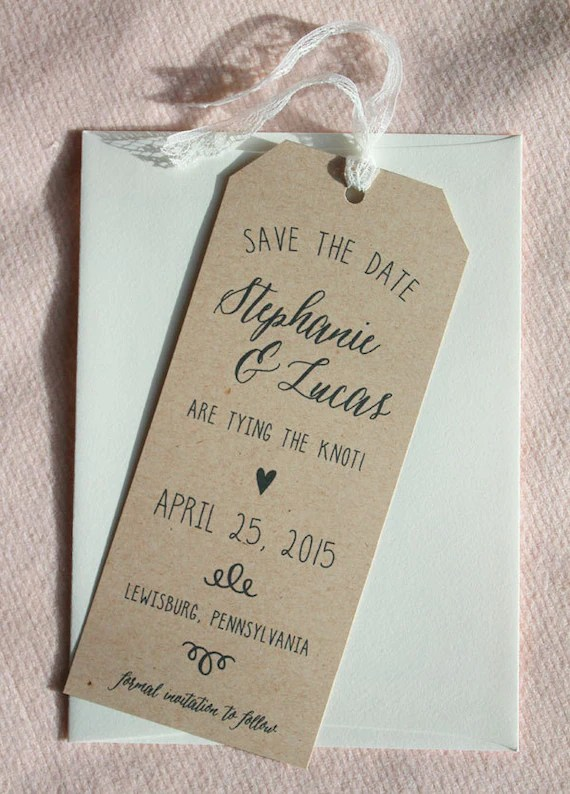 Save Date Bookmarks