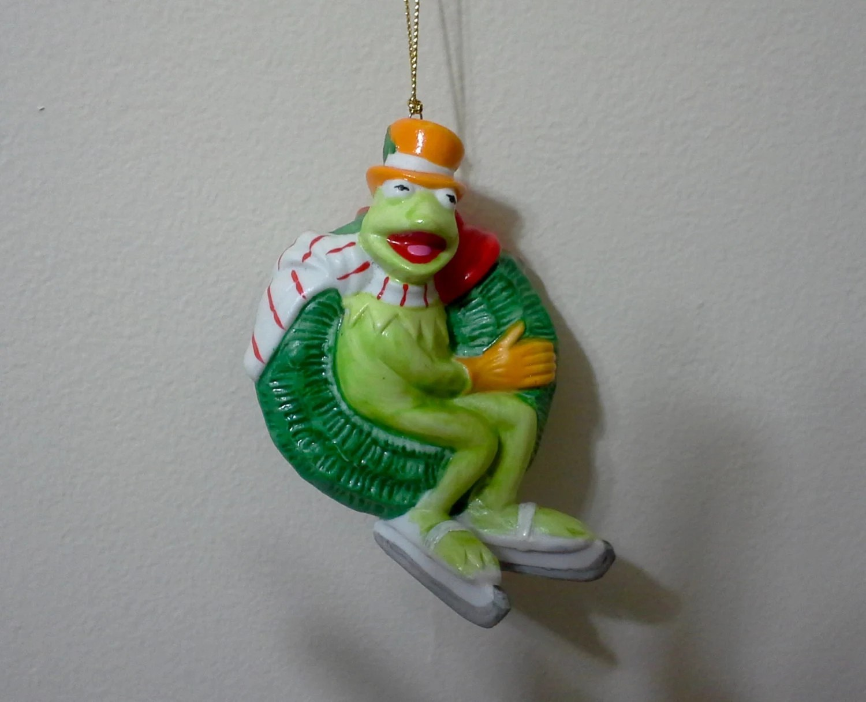 Kermit Christmas Ornament