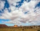Utah Landscape Canvas, Navajo Print, Canyonlands Large Print, Desert Cloud Print, Desert Wall Art, Large Canvas, Cloud Print, Fine Art Print