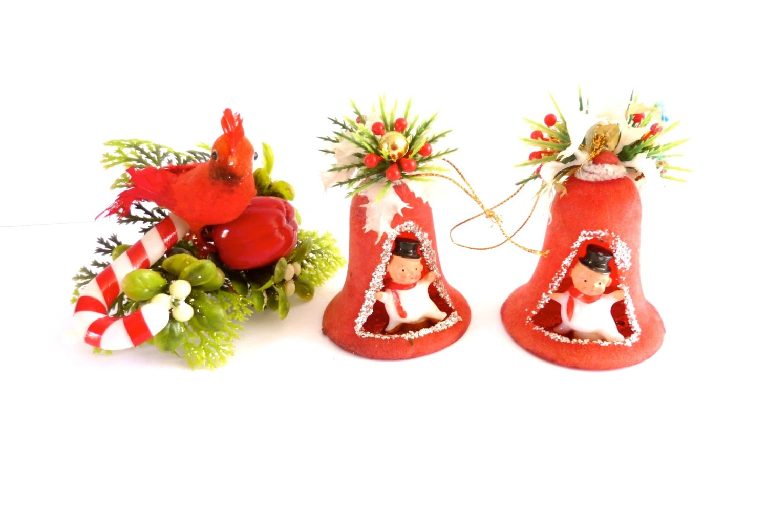 Christmas Decorations 1960s