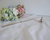 Silverplate Candle Snuffe...
