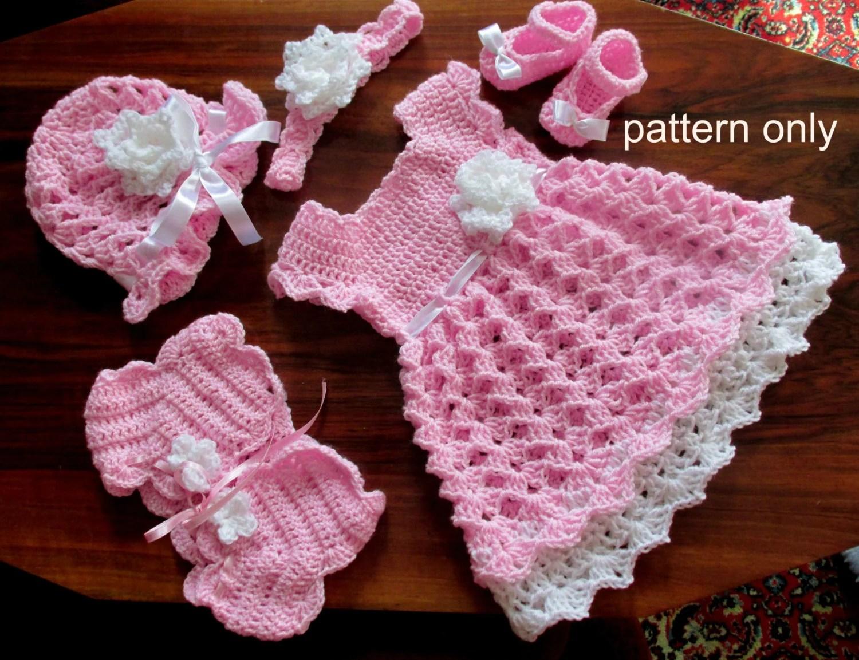 Crochet Patterns Crochet Pattern Baby Baby Crochet Pattern