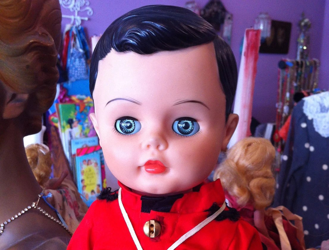 1960 S Temple 16 Doll Shirley